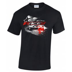 Tričko RACES Star černé