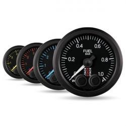 Budík STACK Pro-Control tlak paliva 0- 1bar
