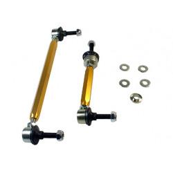 Whiteline Sway bar - link assembly 50mm lift heavy duty adj steel ball, přední náprava