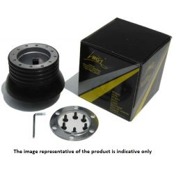 Deformační náboj volantu Luisi pro Opel Corsa D 06-14
