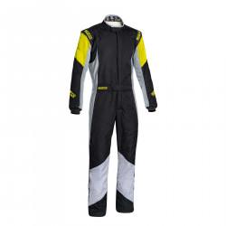FIA Kombinéza Sparco Grip RS-4 černo/ žlutá