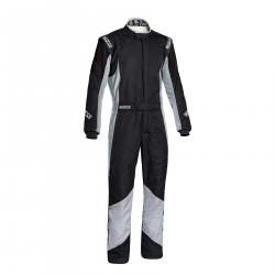 FIA Kombinéza Sparco Grip RS-4 černo/ šedá
