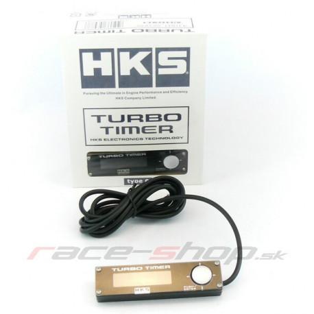Turbo timer HKS Turbo timer verze SLIM | race-shop.cz