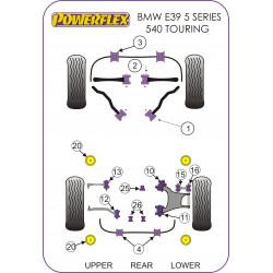 Powerflex Silentblok uložení předního stabilizátoru 27mm BMW E39 5 Series 540 Touring