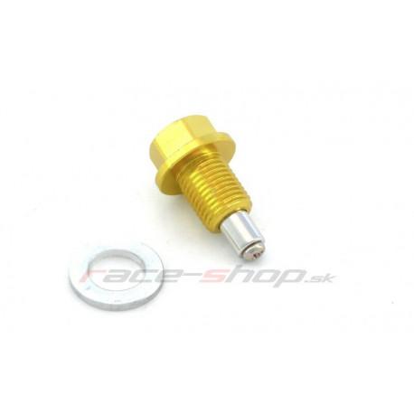 Olejová soustava Magnetický šroub na vypouštění oleje Nissan M12x1,25 | race-shop.cz