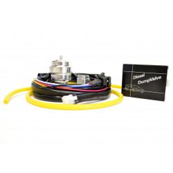 BOV pro naftové / dieslové motory nastavitelný