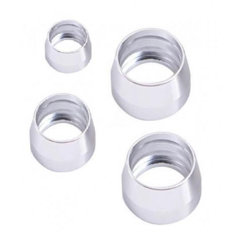Náhradná hliníková tesniaca vložka (olive) pre PTFE fitingy