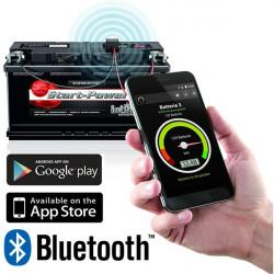 Battery Guard- bluetooth monitoring stavu baterie