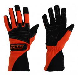 Rukavice RACES Classic EVO oranžové