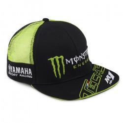 Kšiltovka Monster Yamaha Tech3