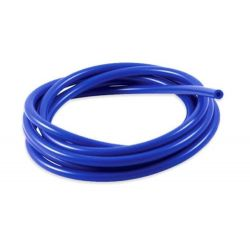 Silikonová podtlaková hadice 3mm, modrá