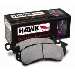 brzdové destičky Hawk HB129F.681, Street performance, min-max 37 ° C-370 ° C