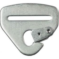 Upevňovací přezka (karabina) bezpečnostních pásů