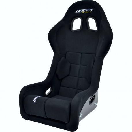 Sportovní sedačky s FIA homologací Sportovní sedačka s FIA RACES TECH2 | race-shop.cz