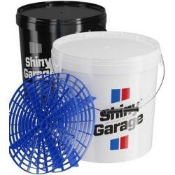 Shiny Garage Bucket 20 l