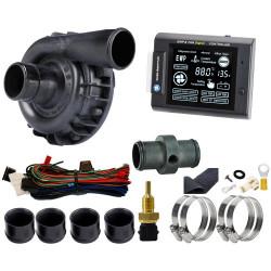 Set Control Panel + elektrické vodní čerpadlo 130L / Min 10A