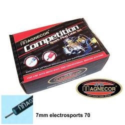 Zapalovací kabely Magnecor 7mm sport pro ALFA ROMEO 145 T/spark 1.4i / 2.0i 16v