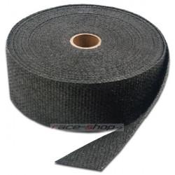 Termo izolační páska na svody a výfuk Thermotec, černá, 25mm x 15m