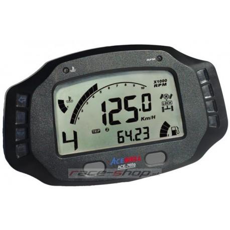 Digitální palubní ukazatele Digitální palubní ukazatel Acewell ACE-7859   race-shop.cz
