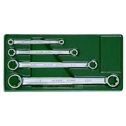 SATA 4 dílná sada klíčů E-TORX