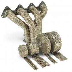 Termo izolační páska na svody DEI - 25mm x 15m Titanium