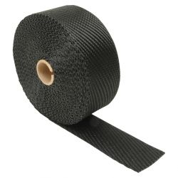 Termo izolační páska na svody DEI - 50mm x 7,5m Titanium Black