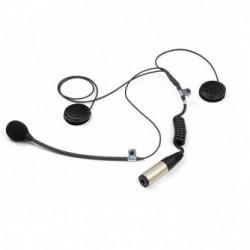 Stilo headset pro centrály Trophy do otevřené přilby