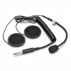SPARCO headset pro centrály interkomu IS 110 do otevřené přilby