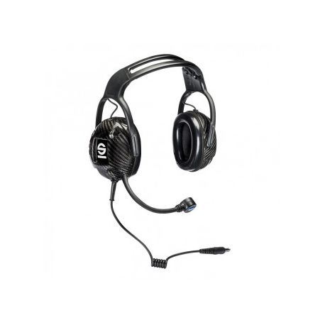 Sluchátka / headsety SPARCO průjezdové sluchátka s konektorem Nexus pro interkom - IS-140 a IS-150 BT | race-shop.cz