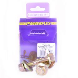 Powerflex Sada šroubů nastavení odklonu (12mm) Opel Senator B (1987 - 1994)