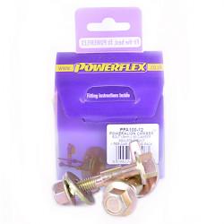 Powerflex Sada šroubů nastavení odklonu (12mm) Mitsubishi Colt RC, RD, RE (1984 - 1990)