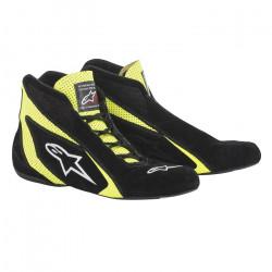 Boty ALPINESTARS SP FIA - Black/Yellow