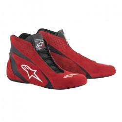 Boty ALPINESTARS SP FIA - Red/Black