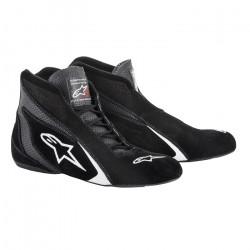 Boty ALPINESTARS SP FIA - Black/White