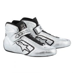 Boty ALPINESTARS FIA Tech 1-Z - Silver/Black