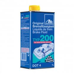 Brzdová kapalina ATE DOT4 TYP 200 - 1l