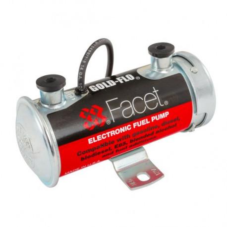 Nízkotlaké palivová čerpadla Nízkotlaké palivové čerpadlo Facet Cylindrical 0.28 - 0.38 Bar | race-shop.cz