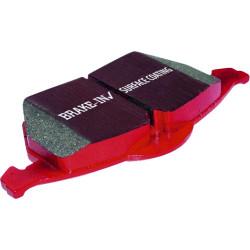 Přední brzdové destičky EBC Redstuff Ceramic DP31487C