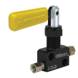 Omezovač brzdného účinku Tilton - pákový AN3
