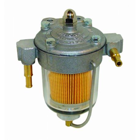 Palivové filtry Regulátor tlaku paliva KING s filtrem pro karburátory   race-shop.cz