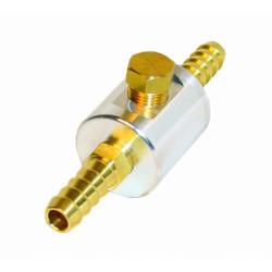 Adaptér SYTEC k montáži manometru nebo snímače tlaku paliva, různé průměry