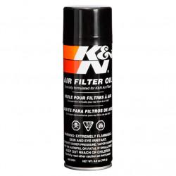 Olej ve spreji na impregnaci sportovních vzduchových filtrů K&N