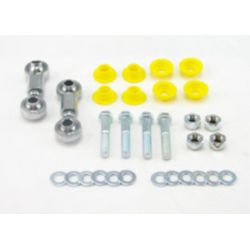 Whiteline Sway bar - link kit adj spherical rod end M / SPORT, přední náprava