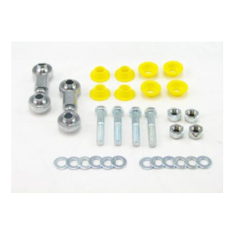 Whiteline Whiteline Sway bar - link kit adj spherical rod end M / SPORT, přední náprava | race-shop.cz