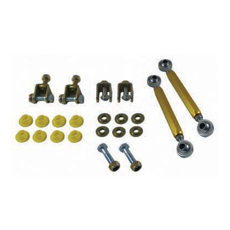 Whiteline Whiteline Sway bar - link kit adj spherical rod end M/SPORT, predná náprava | race-shop.cz