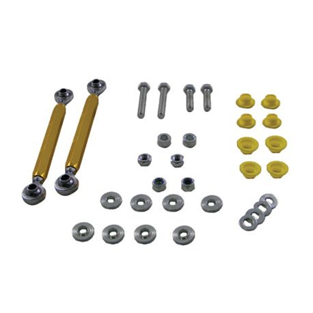 Whiteline Whiteline Sway bar - link kit 100mm lift adj spherical rod M / SPORT, přední náprava | race-shop.cz
