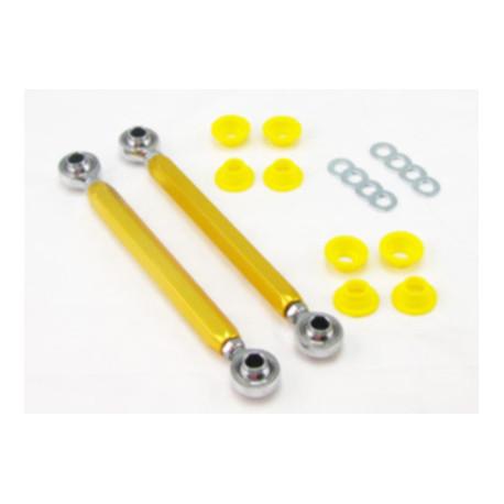 Whiteline Whiteline Sway bar - link kit adj spherical rod end M / SPORT, přední náprava | race-shop.cz