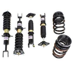 Sportovní výškově a tuhostně stavitelný podvozek HSD Dualtech pro Nissan 350Z Z33 03+