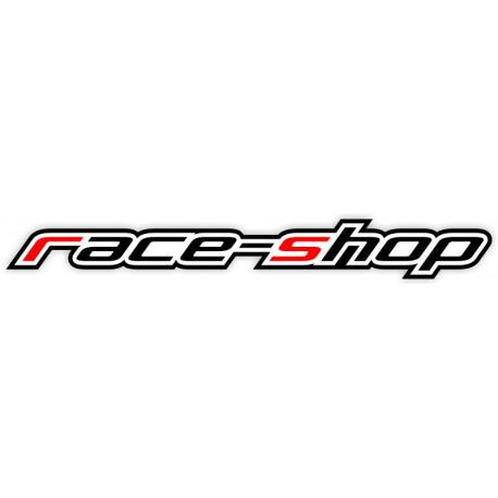Nálepky Nálepka race-shop s konturou | race-shop.cz