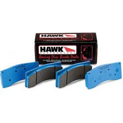 Přední brzdové destičky Hawk HB206E.565, Race, min-max 37 ° C-300 ° C